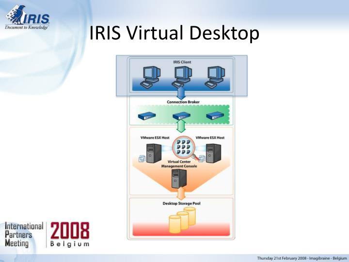 IRIS Virtual Desktop