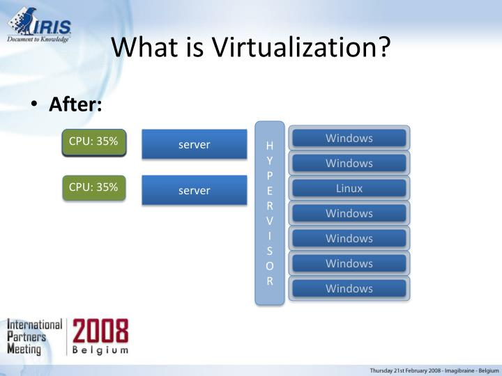 What is virtualization1