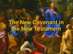 the new covenant in the new testament