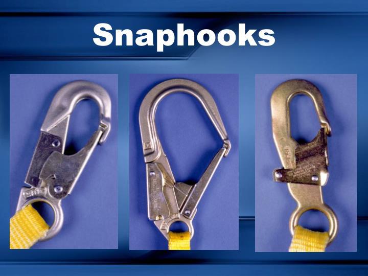 Snaphooks