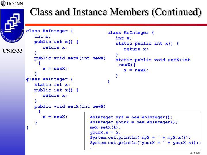 class AnInteger {