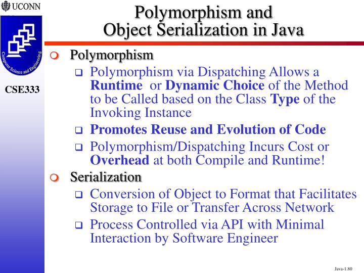 Polymorphism and