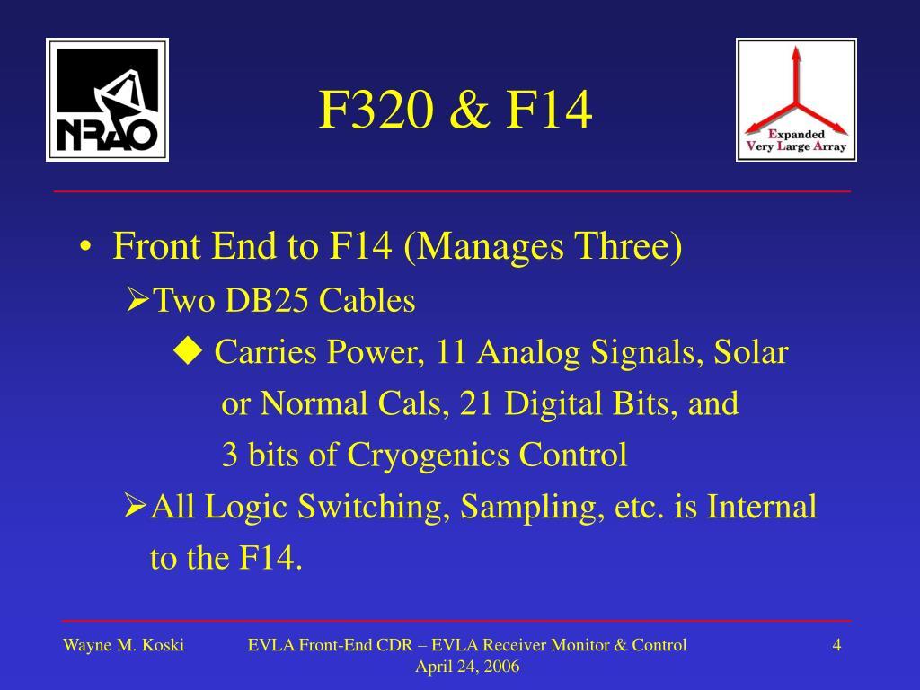 F320 & F14