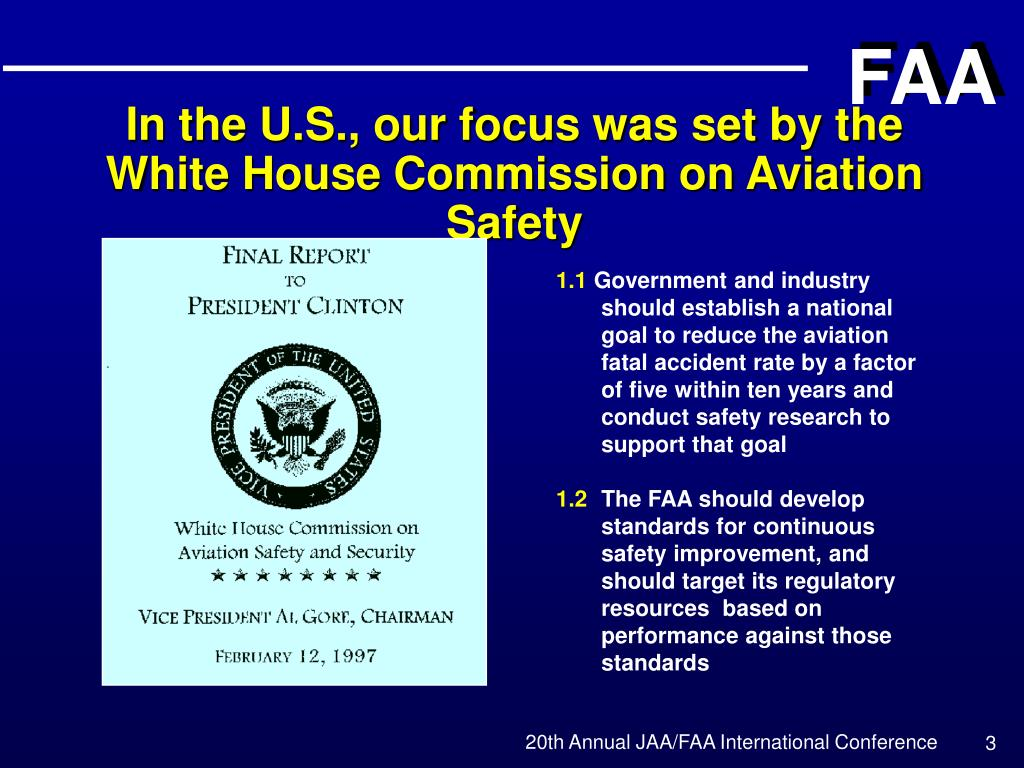 PPT - Safety Initiatives Commercial Aviation Safety Team