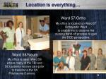 ward 57 ortho
