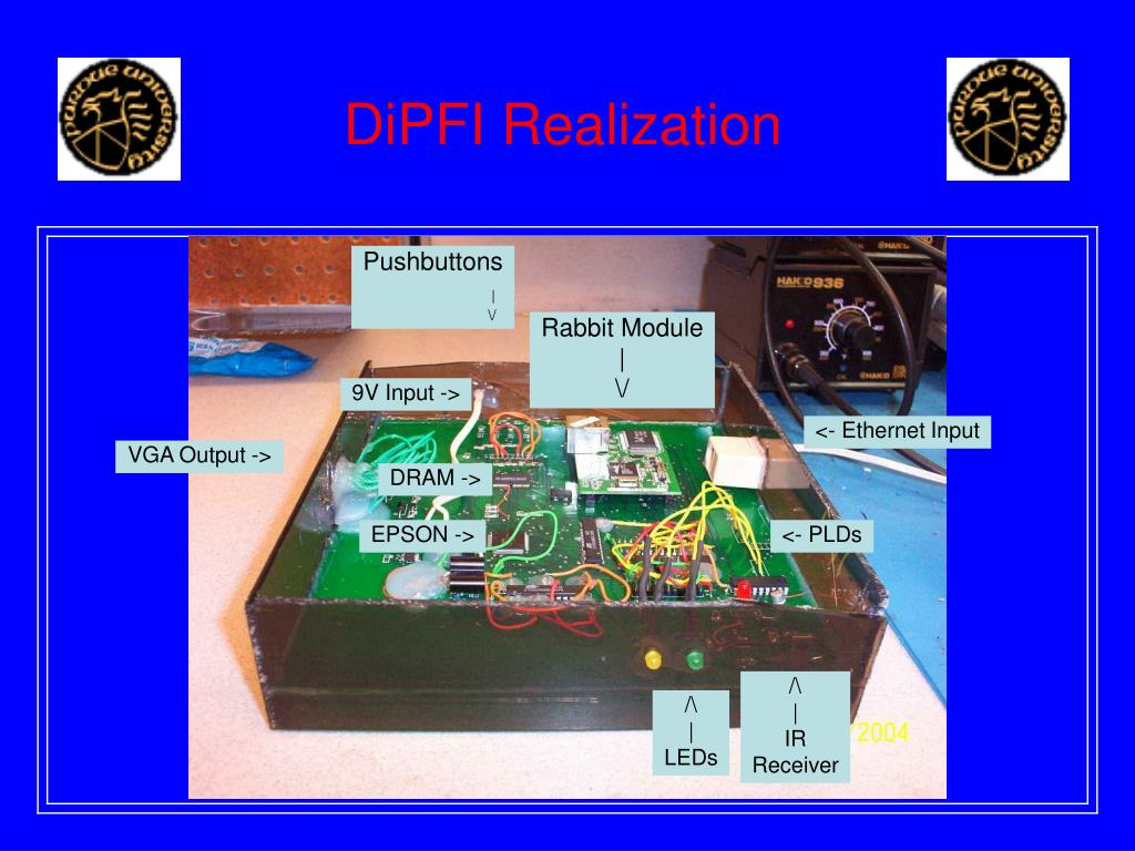 DiPFI Realization