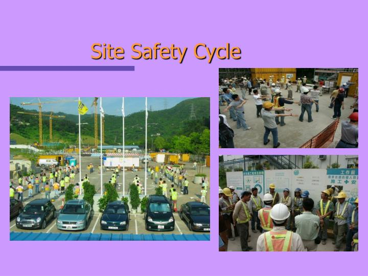 Site Safety Cycle
