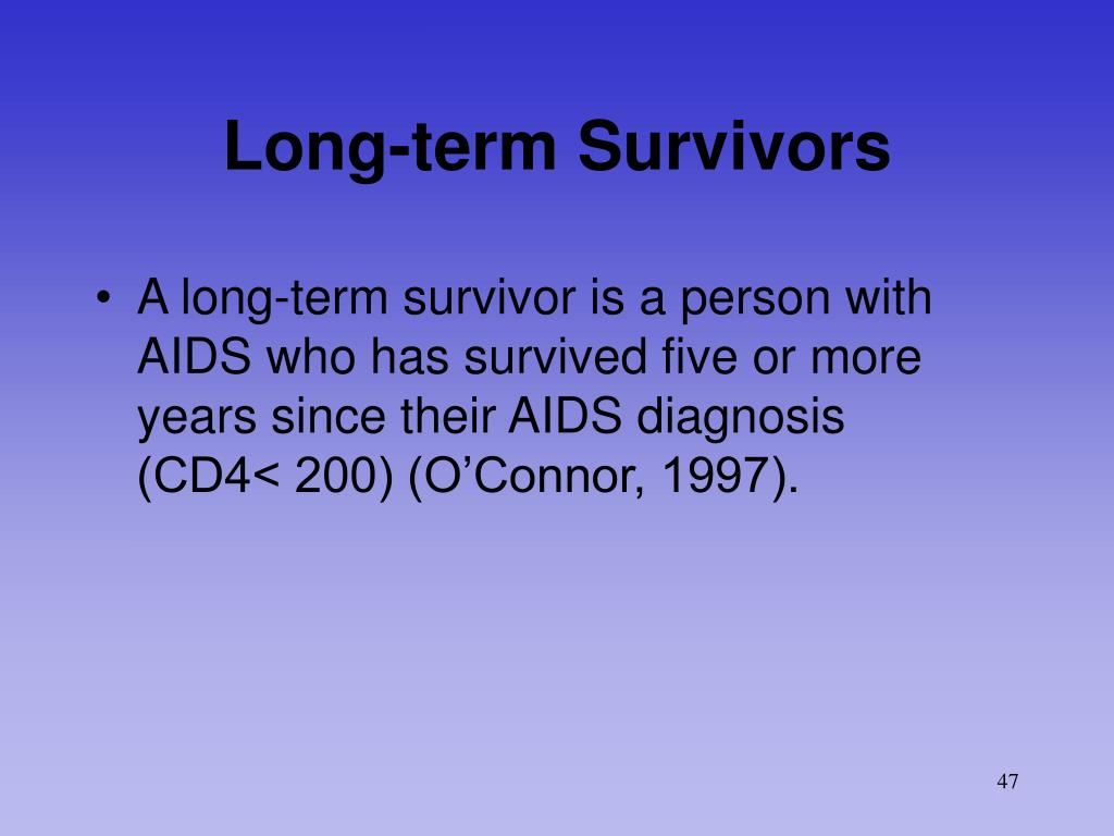 Long-term Survivors