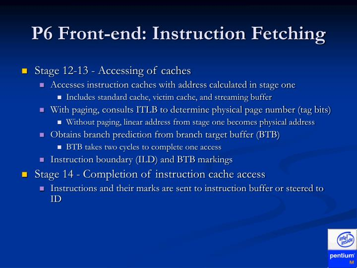 cache performance victim cache and pre fetching