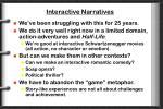 interactive narratives2