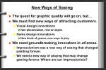 new ways of seeing2