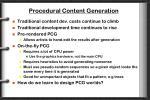procedural content generation1