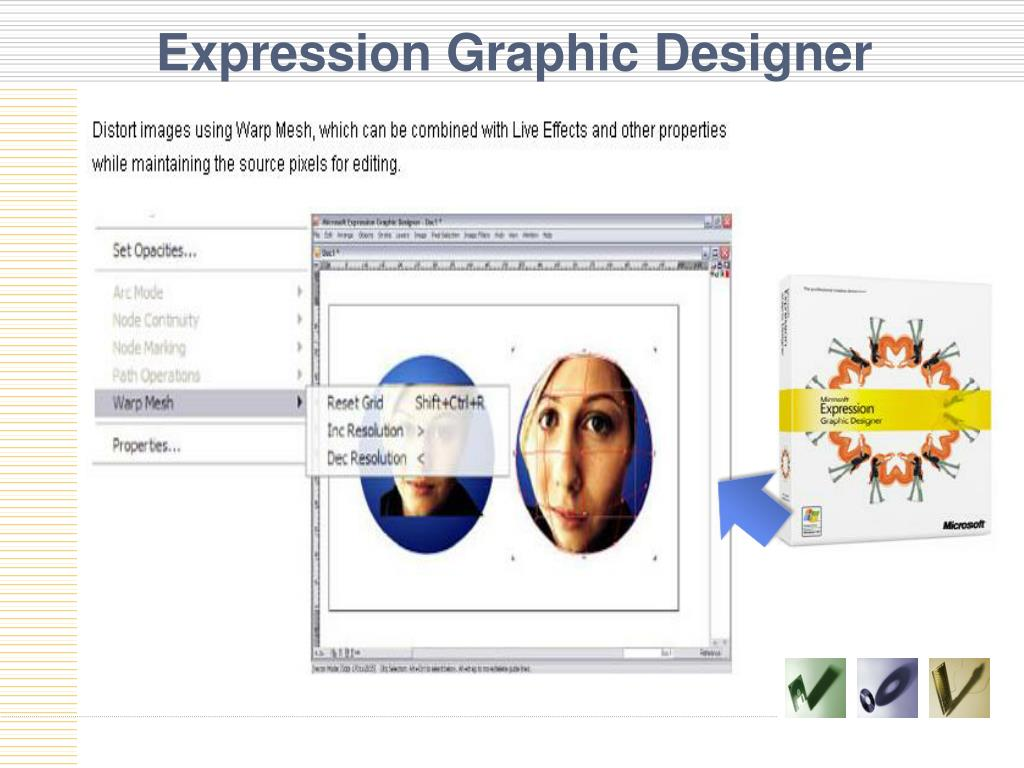 Expression Graphic Designer