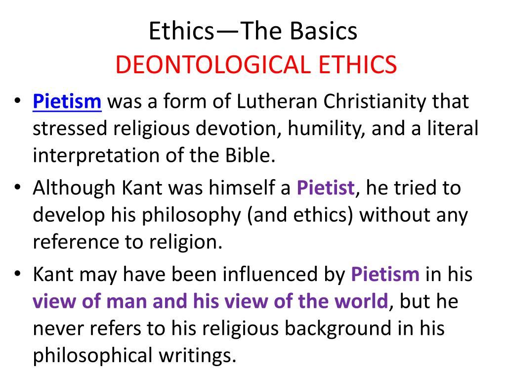 PPT - Ethics—The Basics by John Mizzoni PowerPoint