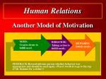 another model of motivation