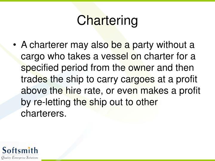 Chartering3