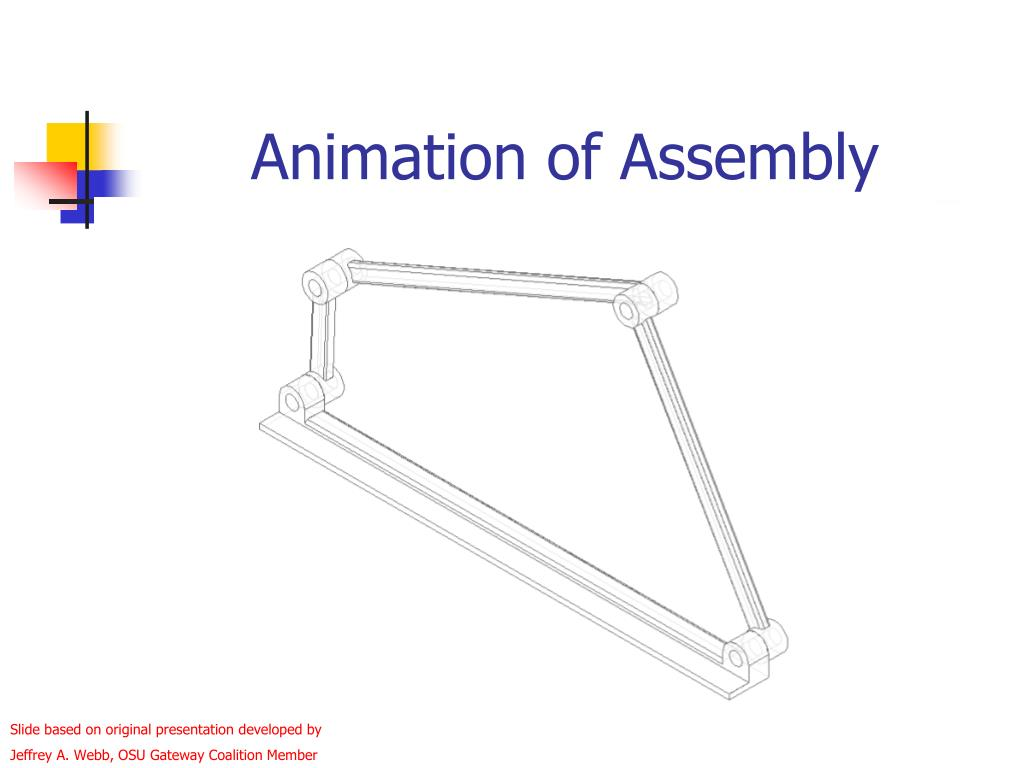 Animation of Assembly