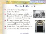 martin luther 3