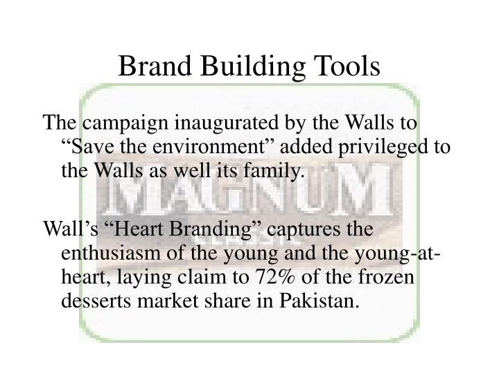 Brand Building Tools