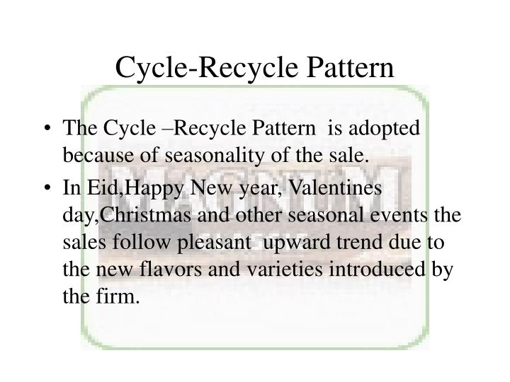 Cycle-Recycle Pattern