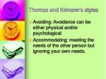 thomas and kilmann s styles