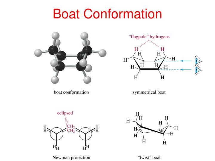 Boat Conformation