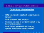 e finance services available to sme15
