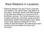 race relations in louisiana36