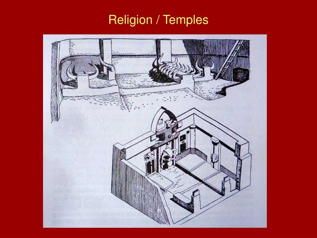 Religion / Temples