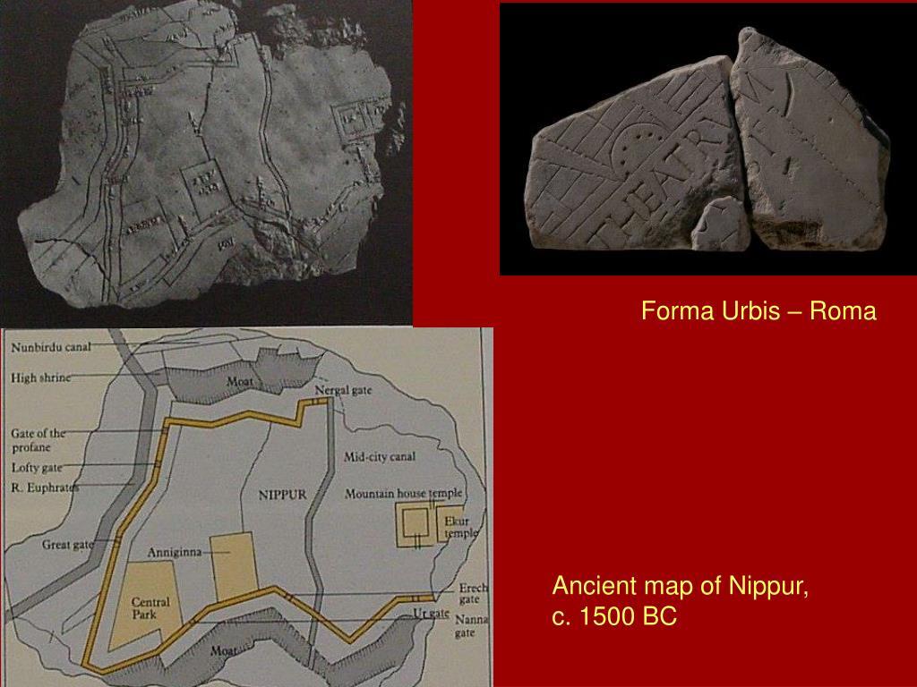 Forma Urbis – Roma