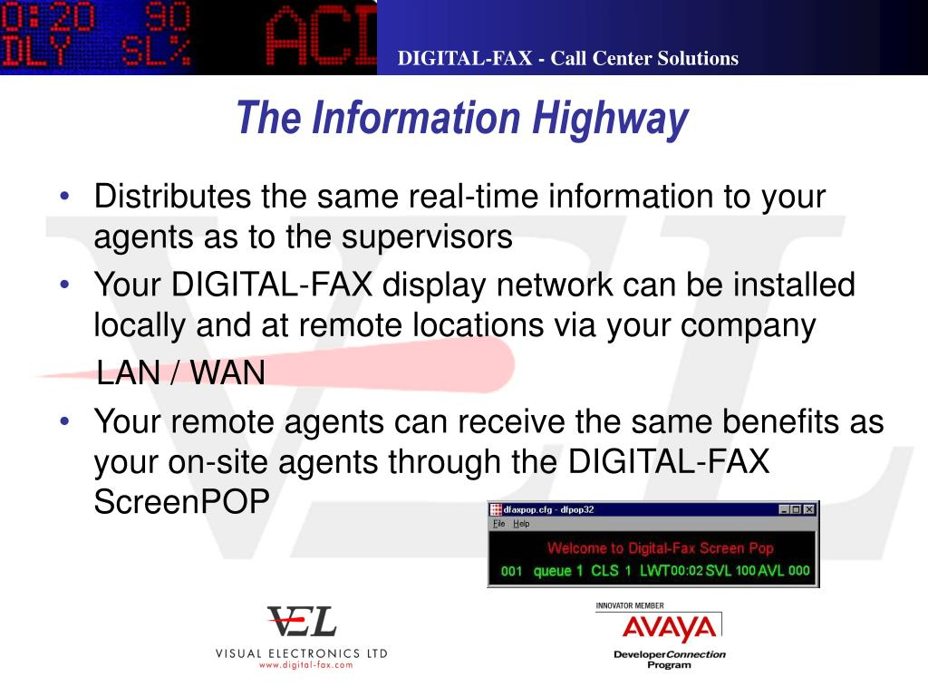 The Information Highway