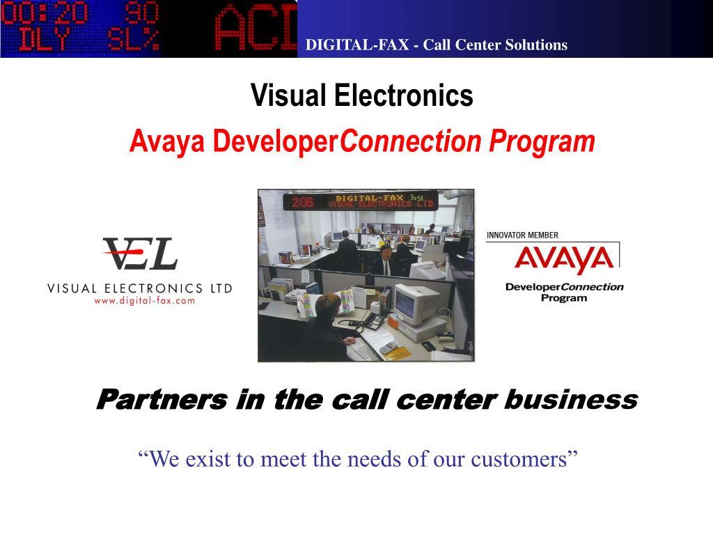 DIGITAL-FAX - Call Center Solutions
