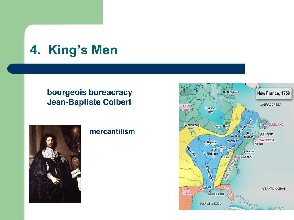 4.  King's Men