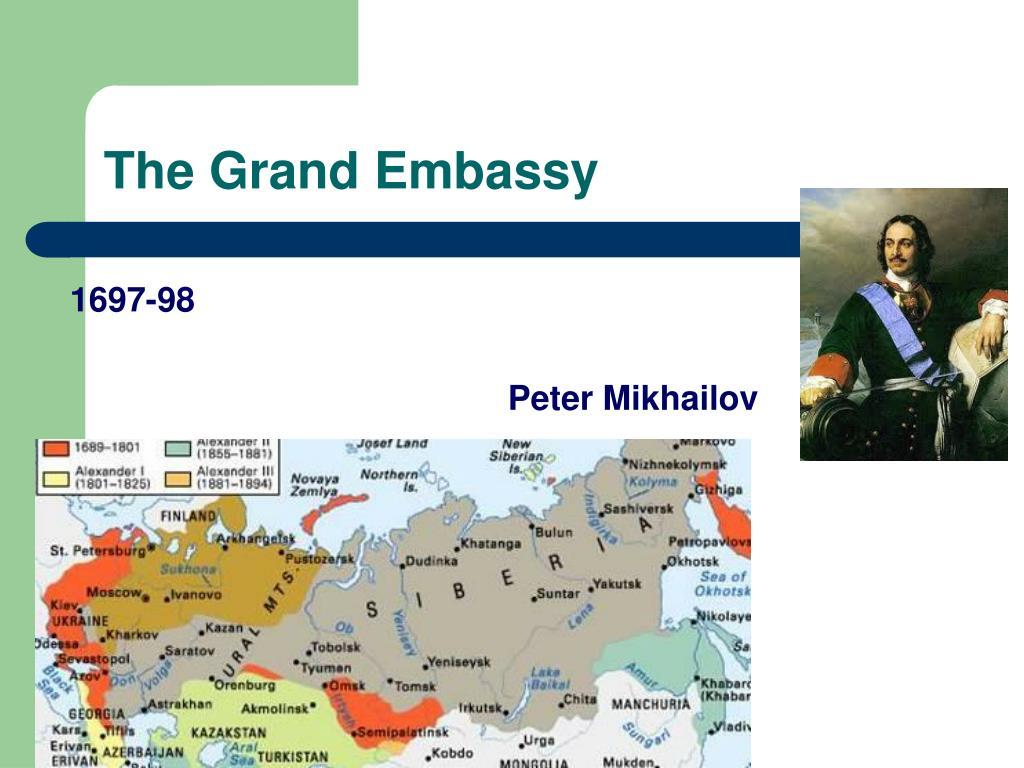 The Grand Embassy