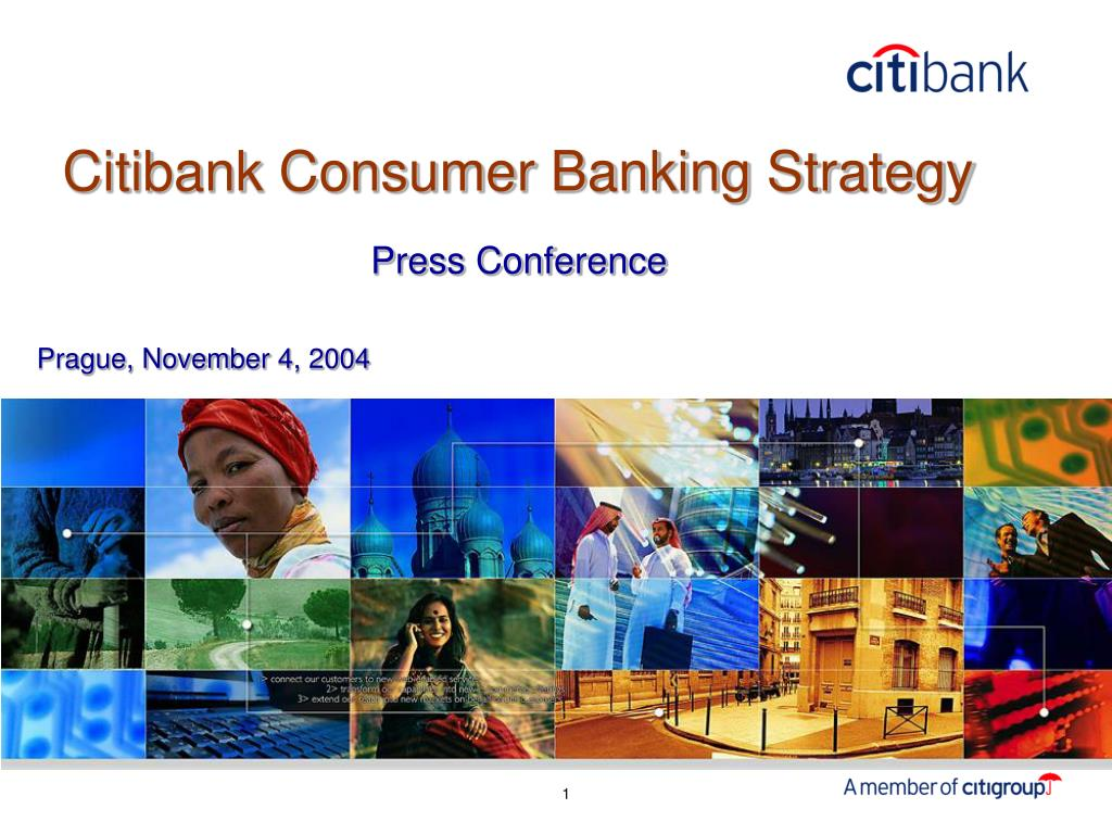 Citibank Consumer Banking Strategy
