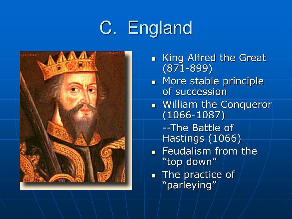 C.  England