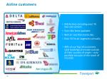 airline customers