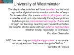 university of westminster2