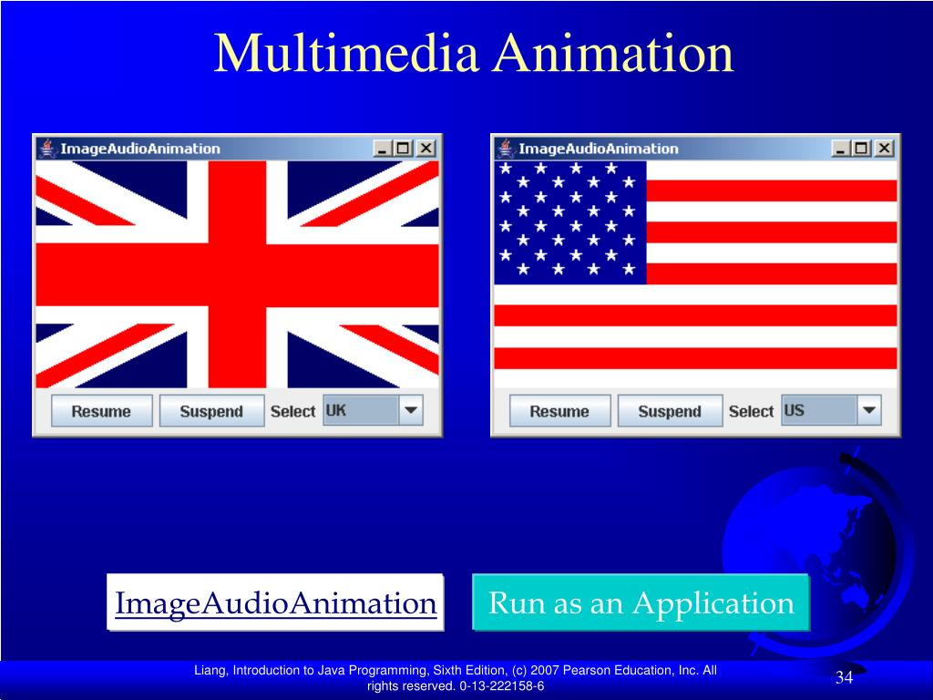Multimedia Animation