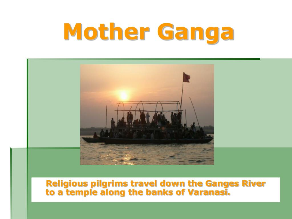 Mother Ganga