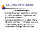 6 c cross border issues79