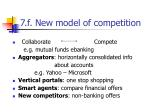 7 f new model of competition
