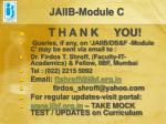 jaiib module c