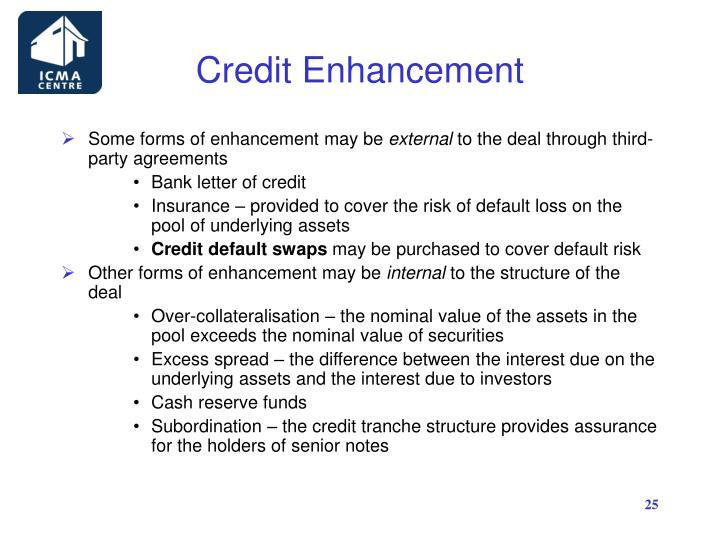 Credit Enhancement