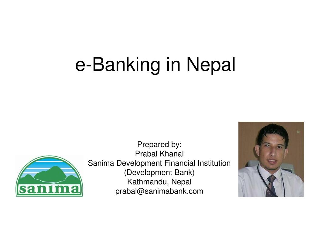 e banking in nepal l.