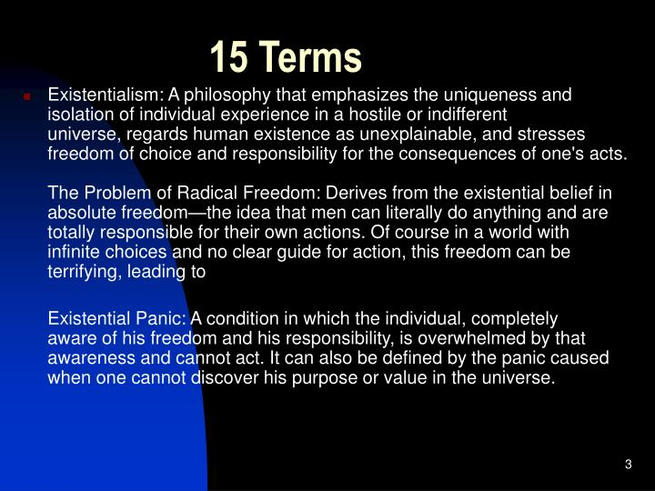 15 terms