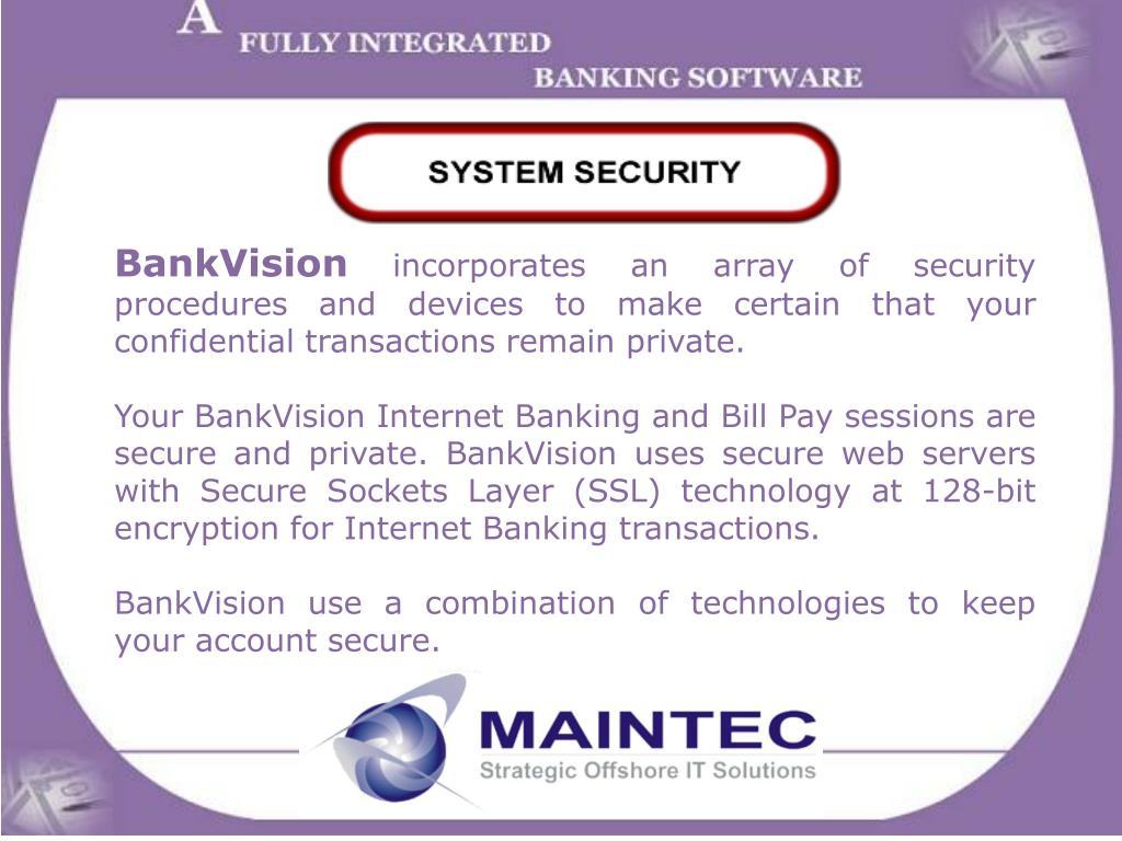 BankVision