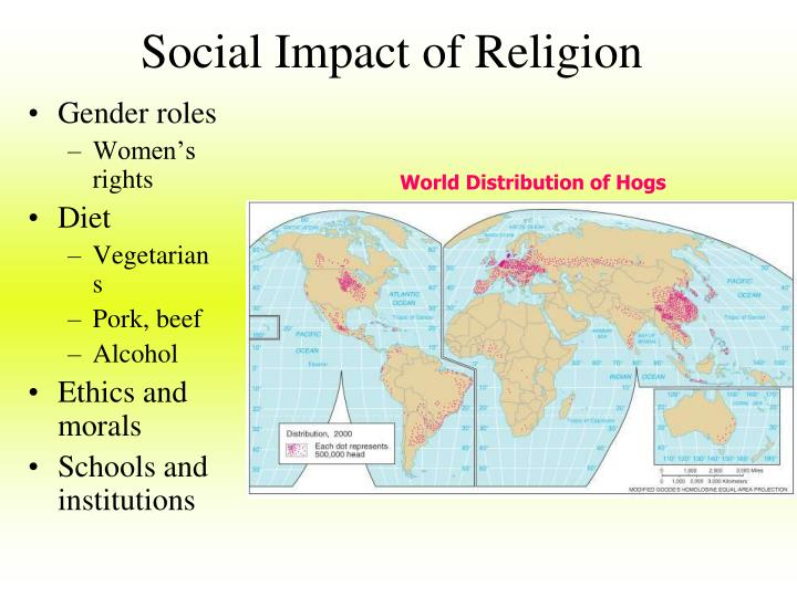 Social Impact of Religion