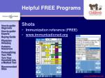 helpful free programs37
