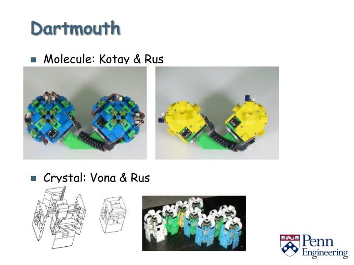 Molecule: Kotay & Rus